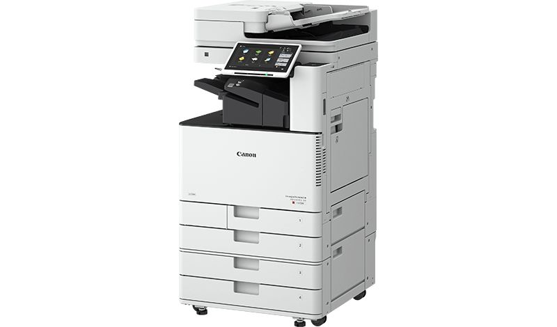 Canon Image Runner Advance DX C3725i + podstolek